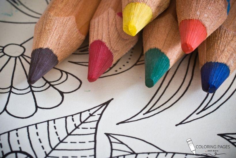 Color Yourself Calm: Stress Relief Through Coloring
